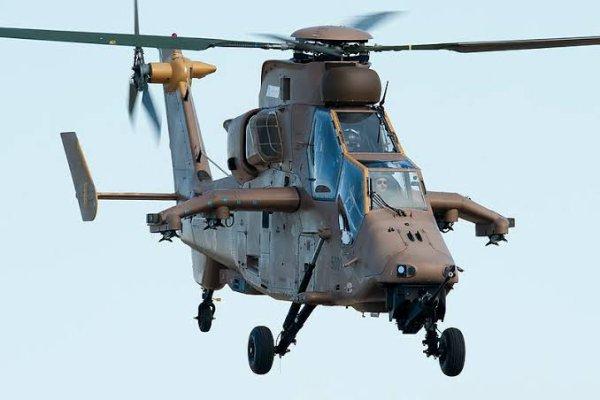 Le Tigre (à l'origine Eurocopter EC665 Tigre) est un hélicoptère d'attaque franco-allemand développé et construit par Airbus Helicopters, anciennement Eurocopter.