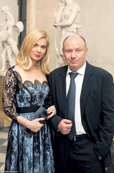 Vladimir Olegovitch Potanine (en russe : Владимир Олегович Потанин) né le 3 janvier 1961 à Moscou (RSFSR, URSS) est un homme d'affaires, personnalité politique et un mécène russe. Ancien Premier vice Premier ministre de la Fédération de Russie.