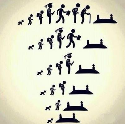 La mort n'a pas d'âge...