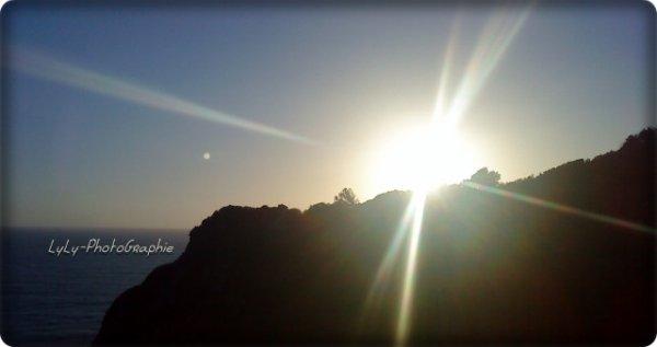 Le coucher du soleil.. un des plus beau paysage sur cette terre