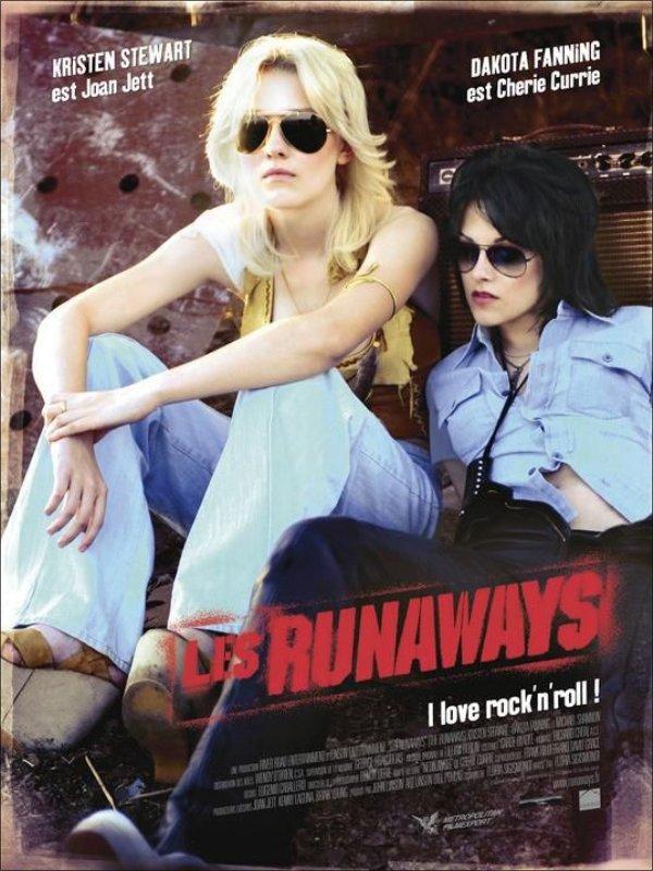"""""""The Runaways """" actuellement en DVD !"""