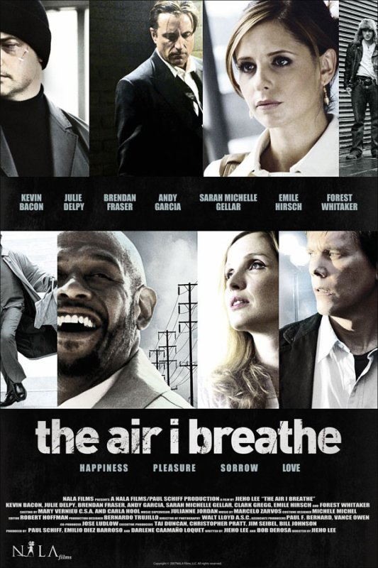 """"""" The Air I Breathe """"  ( sortie 2008 )"""