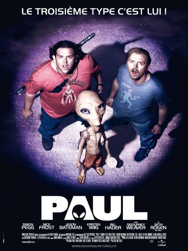"""Invitez """" PAUL """" chez vous , vous n'allez pas le regretté ! ( actuellement au cinéma )"""