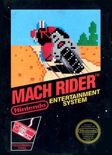 Match rider (NES)