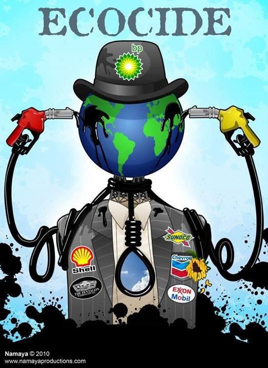 Petrol War.
