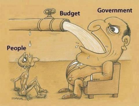 Gouvernements , Peuples et Budgets