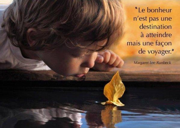 Le Bonheur n'est pas ...