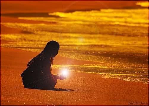 Être Lumière dans l'obscurité...
