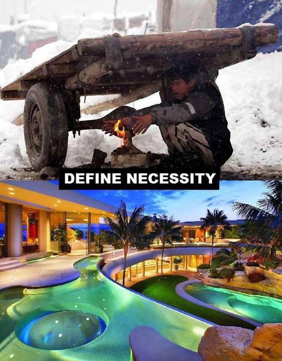 Définissons les priorités !