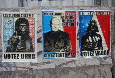 Votez pour ..