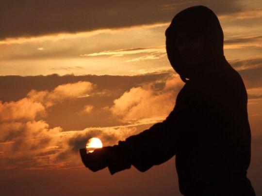 Un Lightworker recherche toujours la lumière dans l'obscurité