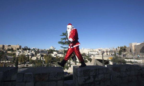 Un Noel à Bethléem - Christmas in Bethlehem #Gaza #Palestine