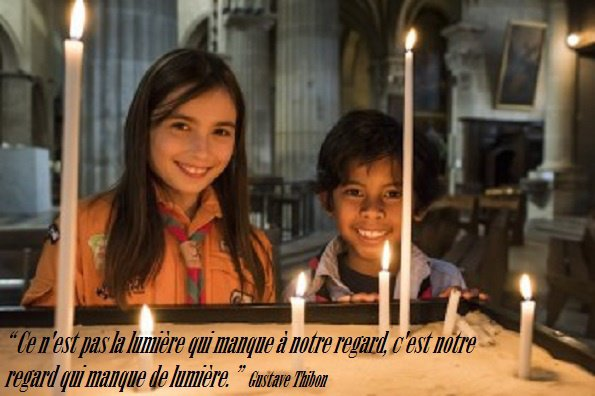 """"""" Ce n'est pas la lumière qui manque à notre regard, c'est notre regard qui manque de lumière """" ."""