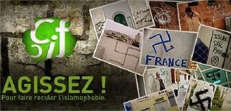 Le CCIF Collectif  Contre l'Islamophobie en France http://www.islamophobie.net/