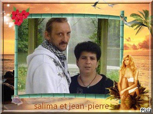 Voici mes meilleurs amis SALIMA je t'adore ma soeur GROS BISOUS