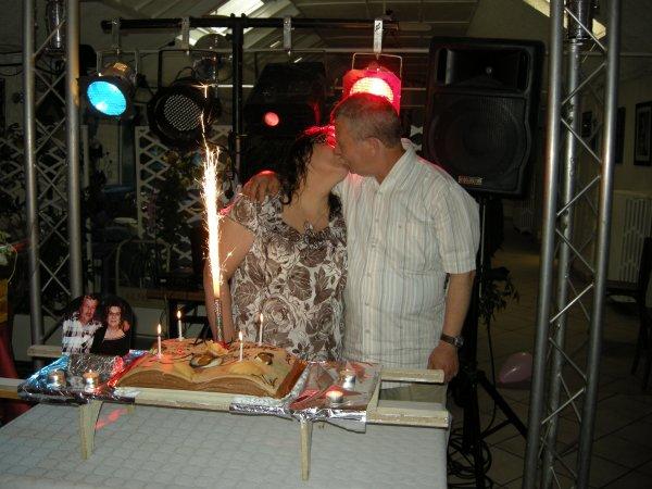 Souvenir de nos 30 ans de MARIAGE ( quelle fete )