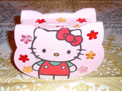 Tirelire HELLO KITTY 10 EUROS