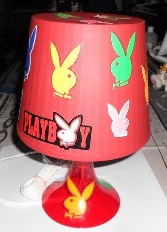 Lampe PLAY BOY   10 e
