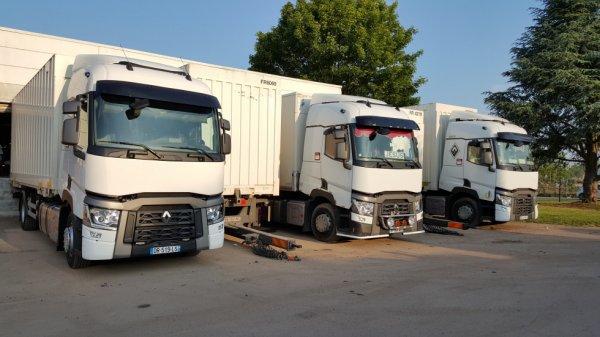 Renault t  DPD