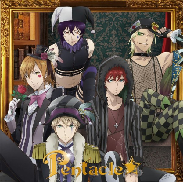 Dance with devils ( Pentacle )