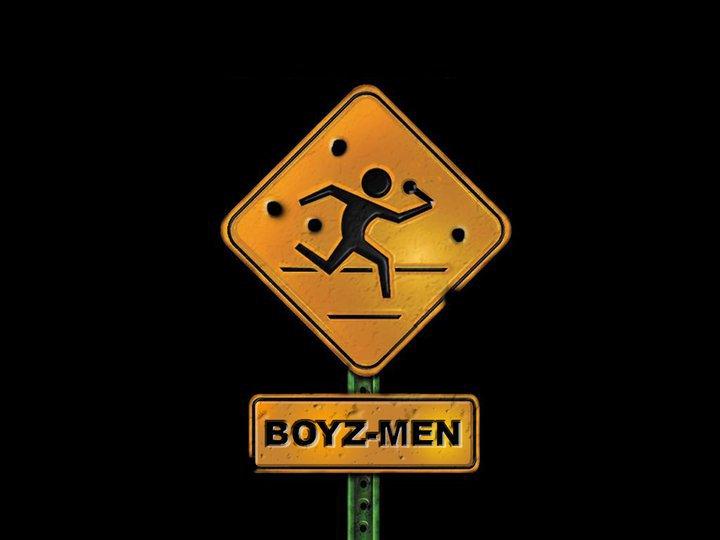 Les Boyz Men