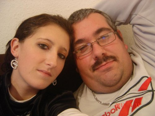 moi et ma cousine Sérgina