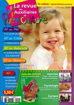 La revue des Auxiliaires de Puériculture