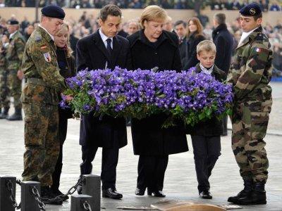 La commémoration du 11 Novembre 2009  a Paris en rappel ,