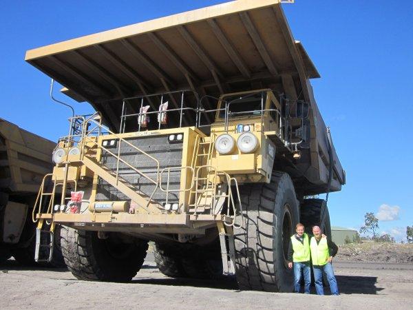 De retour de mon séjour in Australia je vous présente deux  vieux amis a HUNTER VALLEY la Vallée des mines a 400 km de Sydney .