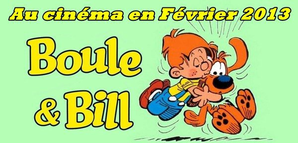 Boule et Bill un film qui va avoir du chien !!!