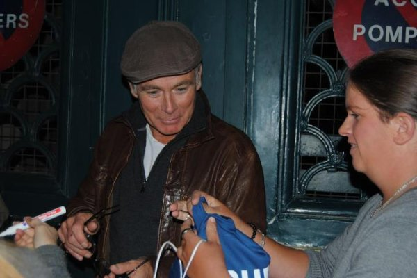 A Paris avec Franck du 22 au 25 Septembre 2012
