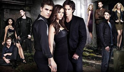 THE VAMPIRE DIARIES (Saison 2)