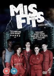 MISFITS (Saison 2)