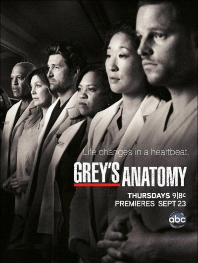 GREY'S ANATOMY (Saison 7)