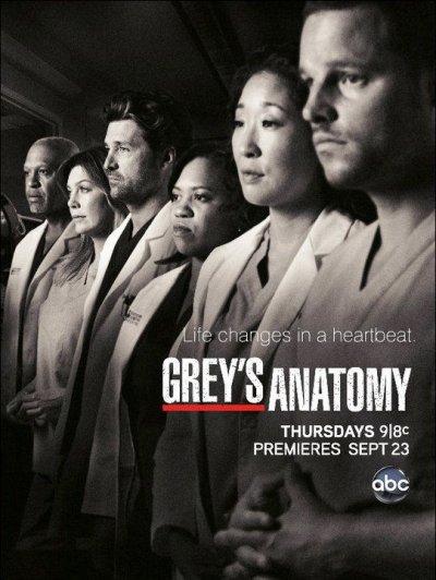 GREY'S ANATOMY (Saison 7)