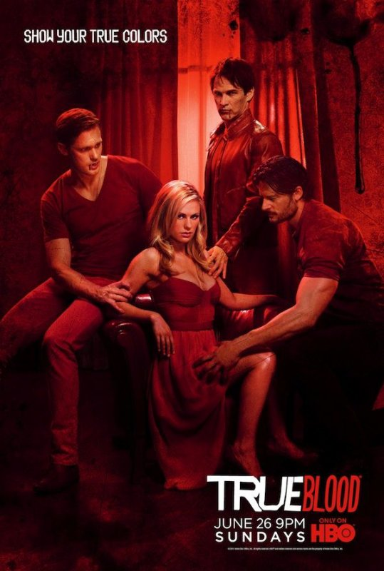 TRUE BLOOD (Saison 4)