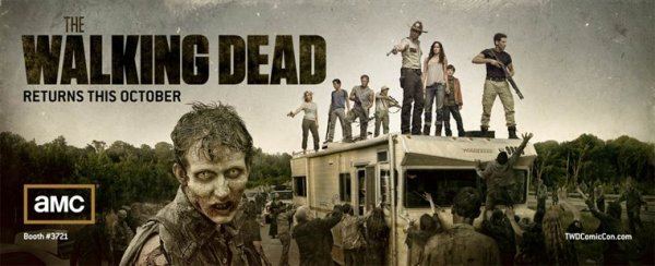 THE WALKING DEAD (Saison 2)