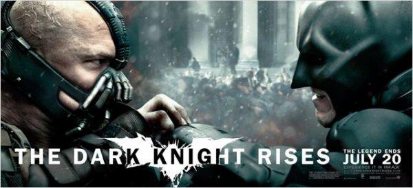 BATMAN : THE DARK KNIGHT RISES