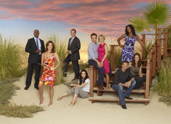 PRIVATE PRACTICE (Saison 4)