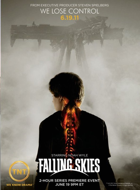 FALLING SKIES (Saison 1)