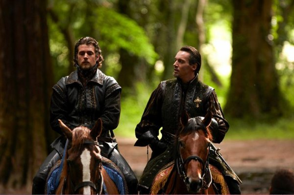 THE TUDORS (Ultime Saison 4)