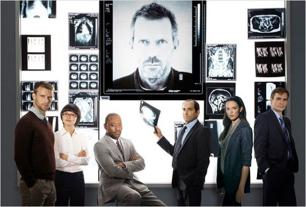 Dr HOUSE (Ultime Saison 8 )