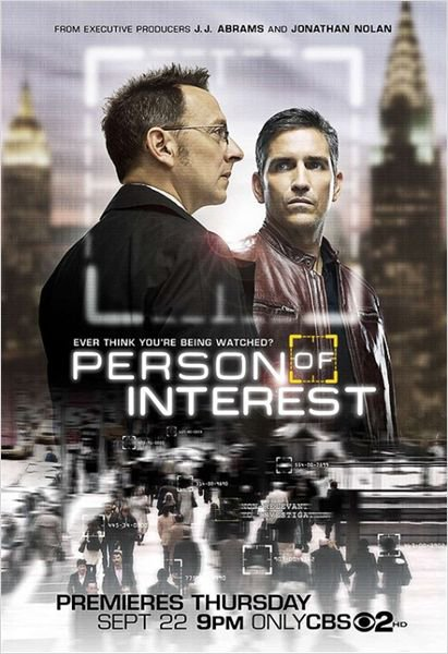 PERSON OF INTEREST (Saison 1)