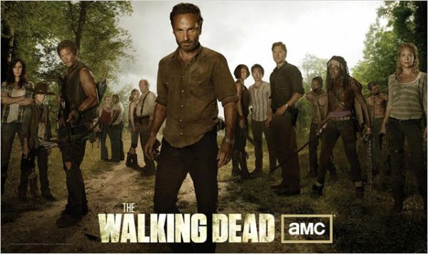 THE WALKING DEAD (Saison 3)