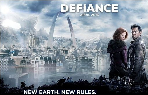 DEFIANCE (Saison 1)