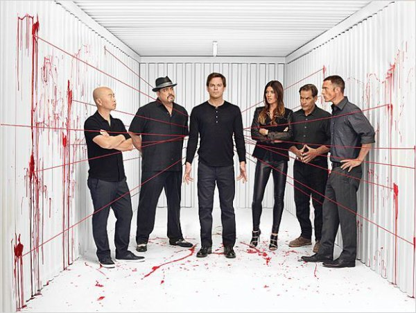 DEXTER (Saison 8 Final)