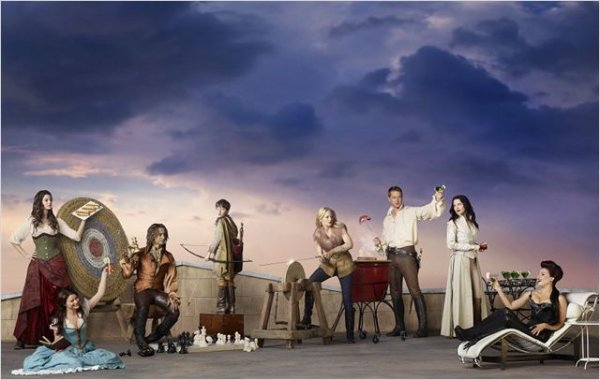 ONCE UPON A TIME (Saison 2)