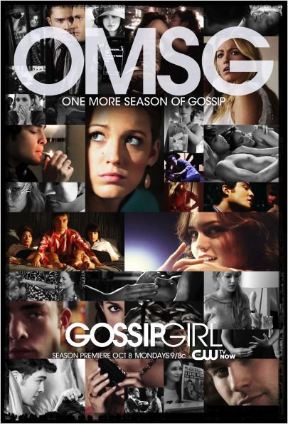 GOSSIP GIRL (Saison 5 et 6 Final)