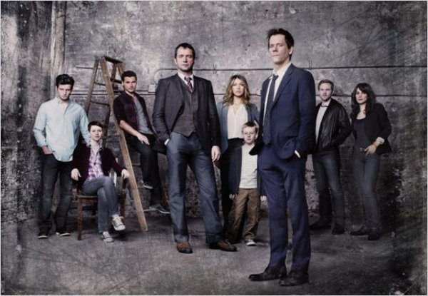 THE FOLLOWING (Saison 1)