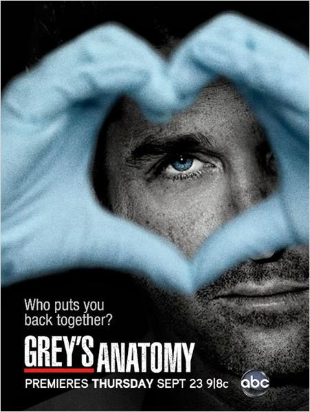 GREY'S ANATOMY (Saison 9)